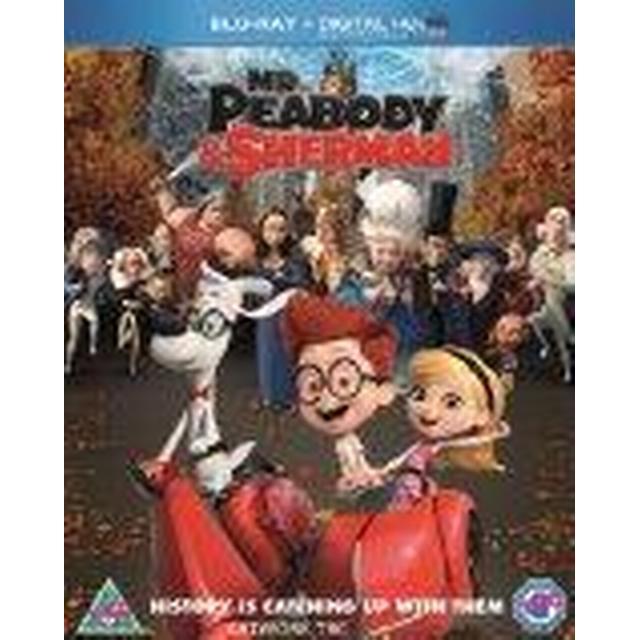 Mr. Peabody and Sherman [Blu-ray]
